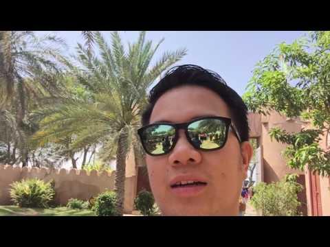 Day 4: Abu Dhabi city tour!