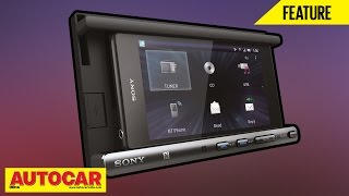 Sony XSP-N1BT | In Car Entertainment System Review | Autocar India