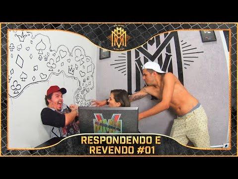ELAINE A DESCONTROLADA ! ( RESPONDENDO E REVENDO #1 )