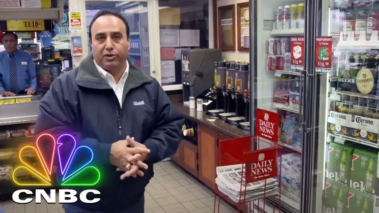 THIS BILLIONAIRE IS A GAS STATION OWNER | Blue Collar Millionaires