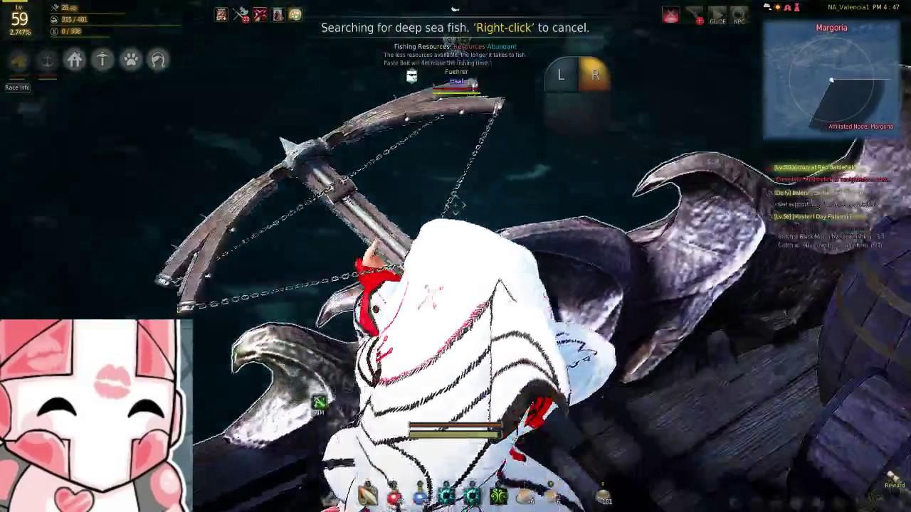 Bdo how to fish minigame