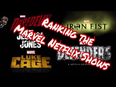Ranking the Marvel Netflix s from Best To Worst.