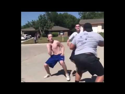 Bbw oma takes on 2 guys