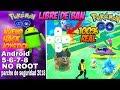 ✔nuevo hack joystick no root pokemon go 2018 | cualquier version android | fake gps with joystick android