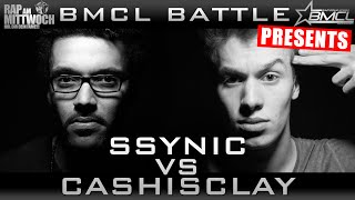 BMCL RAP BATTLE: SSYNIC VS CASHISCLAY (BATTLEMANIA CHAMPIONSLEAGUE)