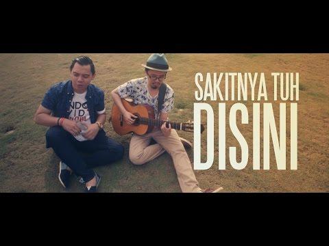 SAKITNYA TUH DISINI - RnB ACOUSTIC BEATBOX COVER feat. CHRISTIAN BONG