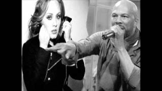 Adele + Common - Go/Roll in the deep Remix