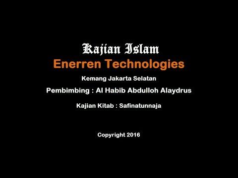 Kajian Kitab Safinatun Najah Al Habib Abdulloh Rifky Alaydrus Bab Pertama