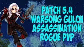 ♣ Sensus | WoW Rogue PvP | Assassination Rogue PvP Live Commentary (WoW MoP Rogue PvP) [Patch 5.4]
