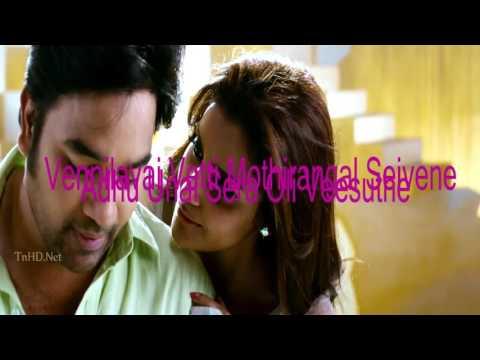 Vanakkam Chennai -Oh Penne Penne | Tamil Lyric Video | Anirudh Ravichander | Na. Muthukumar
