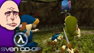 [Criken] Sven Co Op : It's Zelda Ocarina of Time, but in Half Life