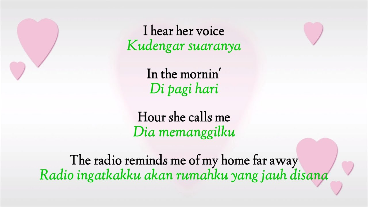 John Denver Take Me Home Country Roads Lyrics Terjemahan Indonesia Youtube