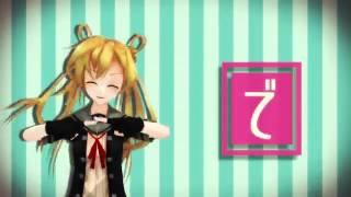 【艦これMMD】阿武隈改二が可愛らしく「シティライツ」 thumbnail