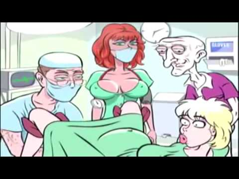 Мультик взрослым! 16+Приколы из Роддома! Настоящий Мужчина!!! 16+Fun From The Hospital!