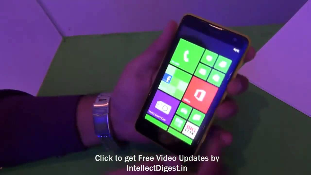Nokia Lumia 625 Hands On Review And Price In India Youtube 620 Magenta