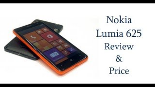 Nokia Lumia 625 Hands On Review And Price In India