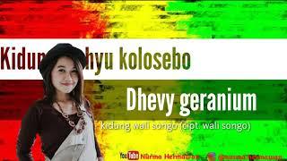 Kidung wahyu kolosebo - Dhevy Geranium (Reggae) MP3