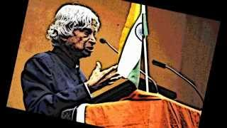 Biography of Late Dr. APJ Abdul Kalam narrated by Gulzar Sahab from Wings Of Fire Audio Book (Hindi)