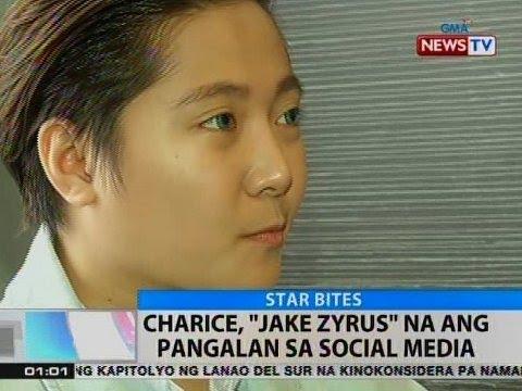 BT: Charice, 'Jake Zyrus' na ang pangalan sa social media