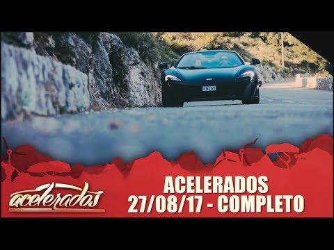 Acelerados (27/08/17) | Completo