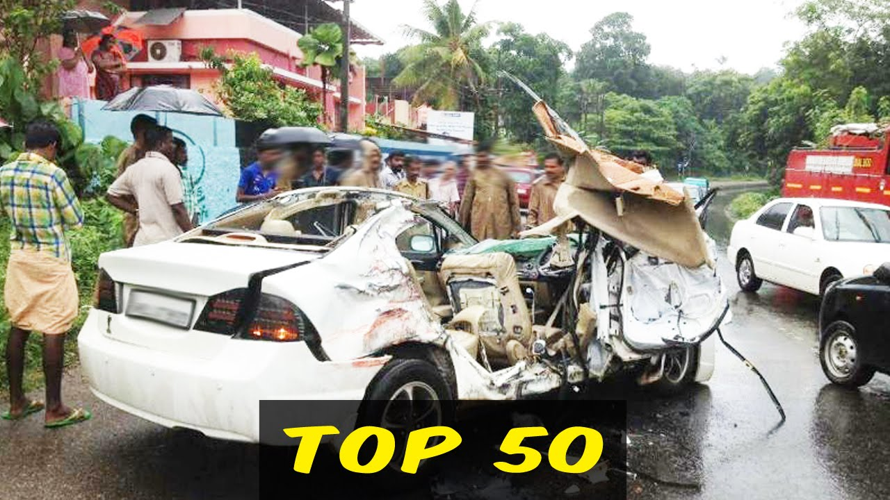 Top 50 Road Accident In India Car Crash Compilation Traffic