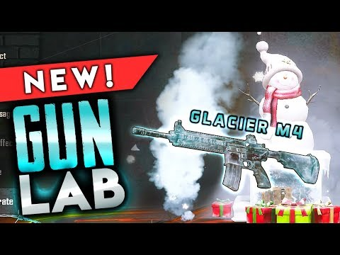 NEW LAB in PUBG Mobile - BUILD YOUR OWN M4!