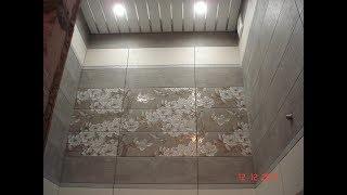 Ремонт ванной комнаты (2-й этап, с укладкой плитки) www.remsanteh.ru