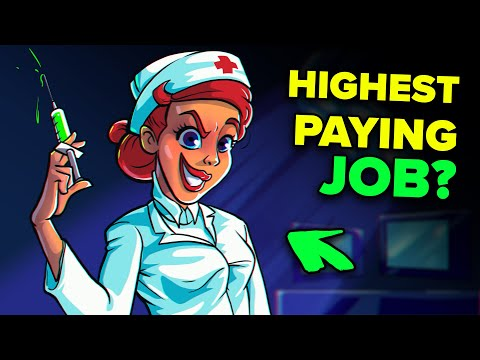 The Highest Paying Jobs