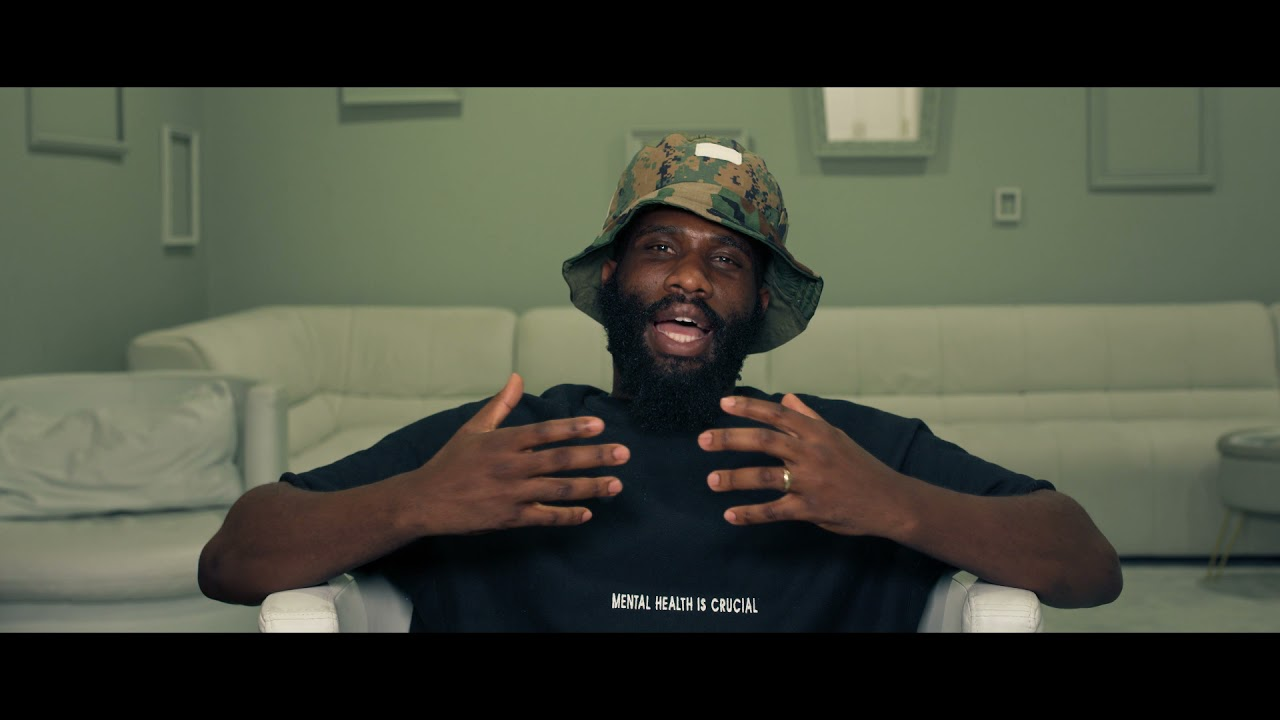Tobe Nwigwe Behind the Scenes Extended l Middle School Mental Health l Ad Council