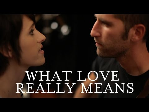 JJ Heller - What Love Really Means - Love Me (Official Music Video)