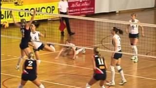 Волейбол в