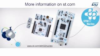 Product overview of Nucleo-32 board for STM32
