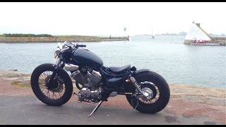 Repeat youtube video Yamaha XV535 Old School Bobber