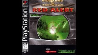 PS1: Command and Conquer Red Alert (soviet)