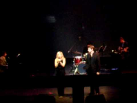 Orfeh & Andy Karl -