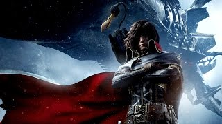 Takahashi Tetsuya - Captain Harlock Main Theme Great theme song lik...