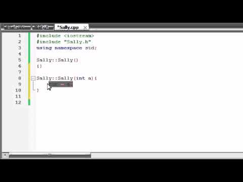 Buckys C++ Programming Tutorials - 50 - Operator Overloading