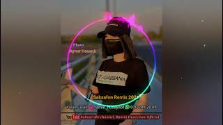 Saksafon Remix 2021 Resimi
