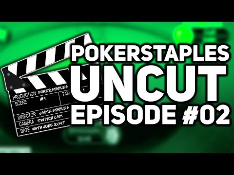 *GIVEAWAY* PokerStaples UNCUT | Episode #02 Deep runs, BIG bounties and a final table!
