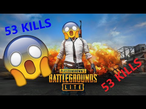 pubg-mobile-lite---squad-gameplay---tdm-warehouse-map-total🤔-53-kills-😱😱---12/7-full-hd---part-1