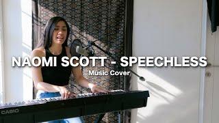 Download lagu Naomi Scott - Speechless (Cover by Mirabeth Sonia)