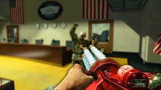 DEATH MACHINE RAY GUN - Call of Duty: Zombies (Zombies Mod)