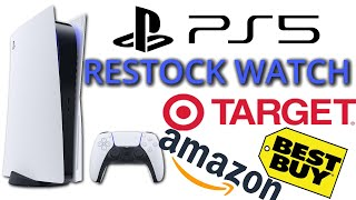 SECURING YOUR PS5 AND XBOX TONIGHT!!  PS DIRCT WENT LIVE, IS TARGET, SAMS, BEST BUY SET TO GO NEX?