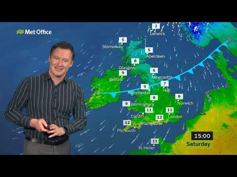 Friday Evening Forecast 27/03/20