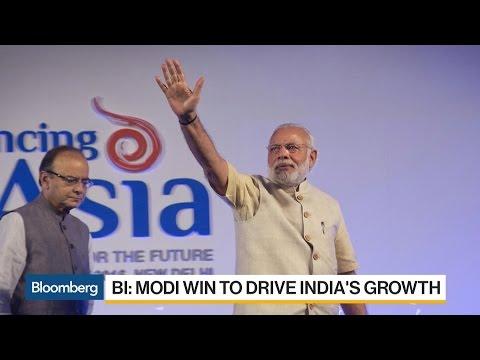 India's Chief Economic Adviser on Brexit, Trump and Modi