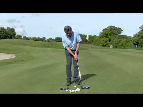 Golf Putting Distance control – Pelz method – Learn to control your speed when putting.