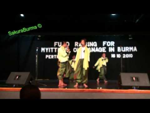 Myanmar Concert Perth 2010 _ Part 6