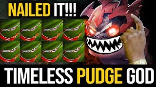 NAILED IT!  200IQ Hooks From MASTER TIER PUDGE TIMELESS | Pudge Official