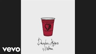 Wallpaper. - Drunken Hearts (audio)
