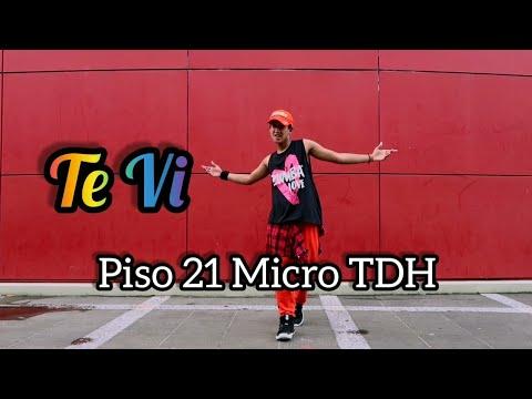 Piso 21  Micro TDH - Te Vi  ZUMBA  FITNESS  At Dome Balikpapan